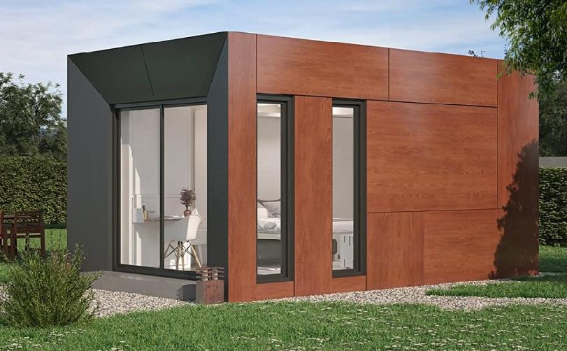 extraspace maison modulaire