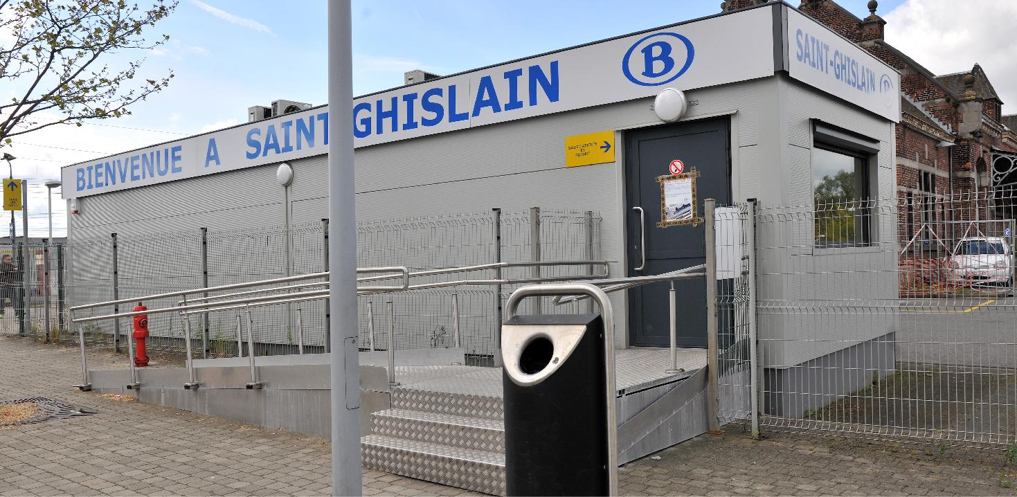 Unités Modulaires Saint Ghislain
