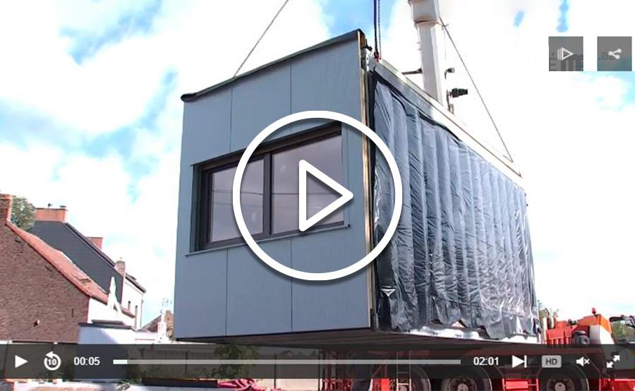 Modules modernes - Degotte - Le spécialiste de la construction modulaire